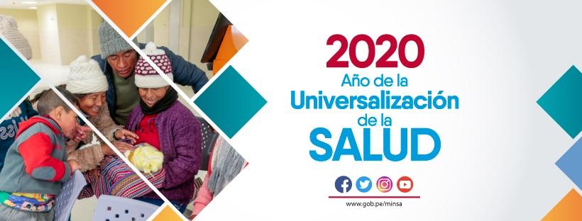 ano de la universalización de la salud